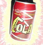 RED BULL (Kratingdaeng) Cola.