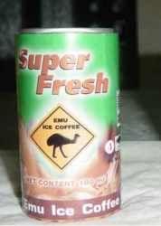 Emu Ice Coffee 180ml can.