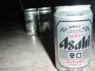 Asahi Beer 24 x 330 ml cans-Bottles