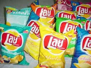 FRITO  LAY  (Potato-chips)
