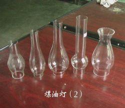 Kerosene Lamp Glass Chimneys