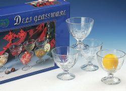 glassware - ice cream