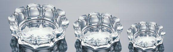 glassware - ashtray