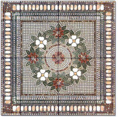 Crystal Carpet Tile