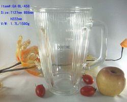 blender glass jar