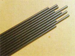 Tungsten strap and tungsten pole