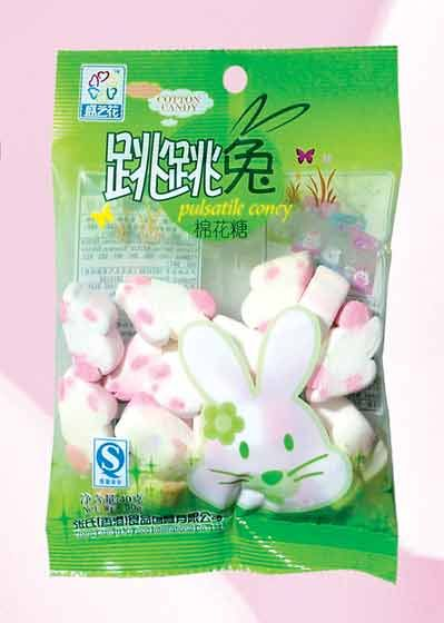 MR03 Clever Rabbit Marshmallow Candy 40g