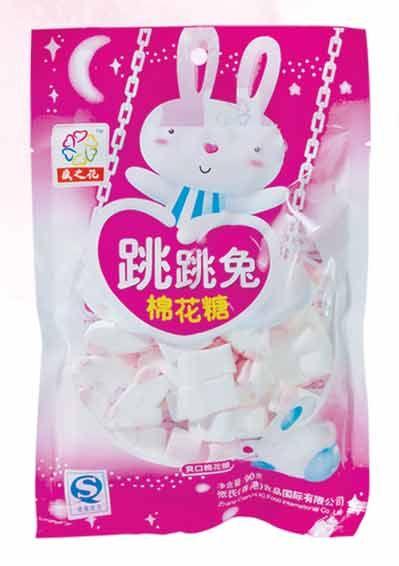 MR07 Cunning Rabbit Marshmallow Candy 90g
