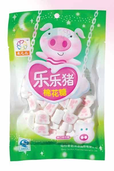 MR08 Piggy Marshmallow Candy 90g