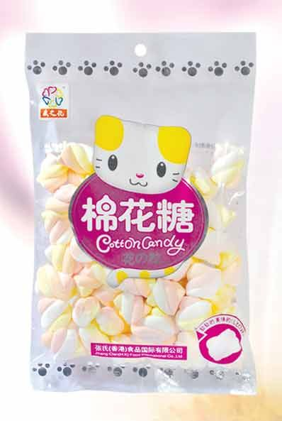 MR12 Twist Marshmallow Candy Dice 150g