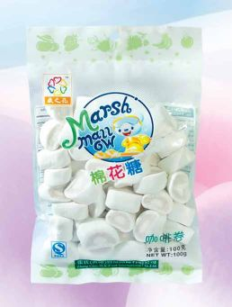 MR19 Marshmallow Candy Roll 100g