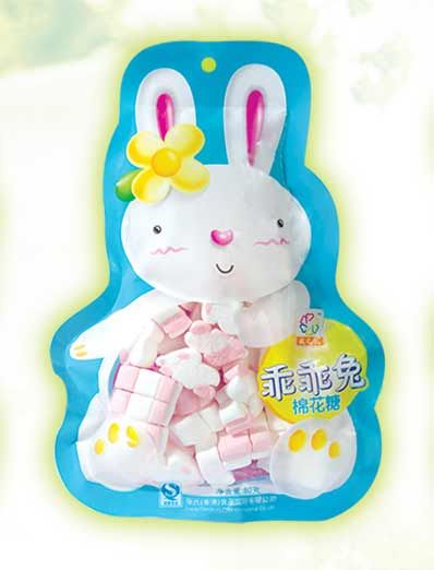 MS02 Clever Rabbit Marshmallow Candy 80g