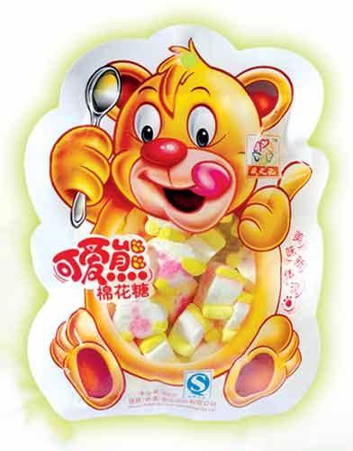 MS04 Cute Bear Msrshmallow Candy 50g