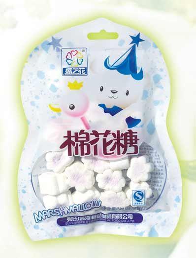 MS06 Teddy Bear Marshmallow Candy 35g