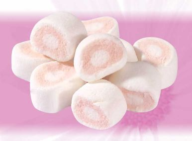 ZS01 Marshmallow Candy Roll 1kg