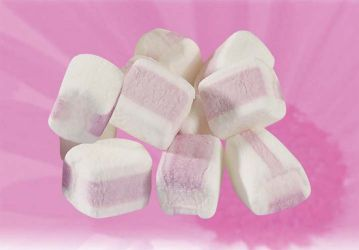 ZS08 Blackberry Marshmallow Candy Dice 1kg