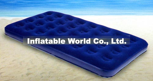Twin Flocked Air bed