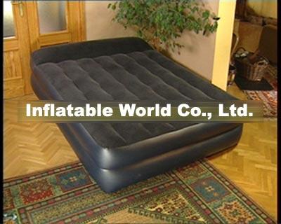 Raised air bed