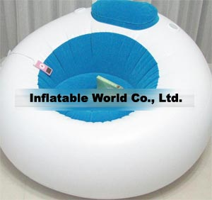 inflatable music chair