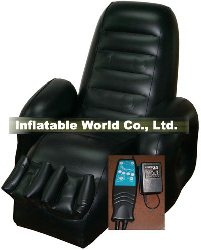 inflatable massage chair