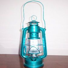 235 LED Hurricane Lantern