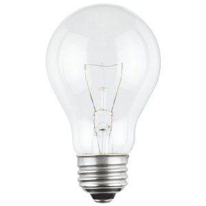 Clear Incandescent Bulbs