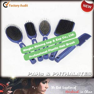 Professional Plastic Hair Brush