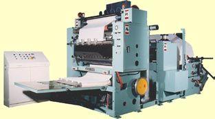 Multifold-Z fold hand towel making machine