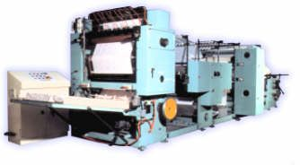 Automatic facial tissue/Hand towel making machine