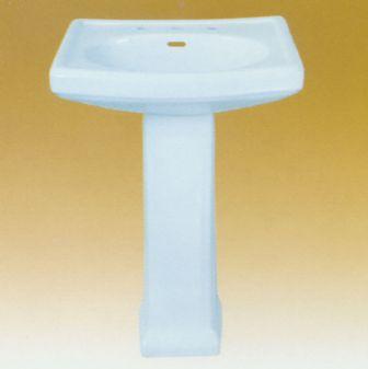 pedestal basin series