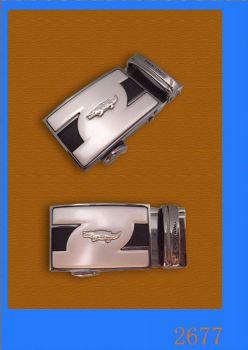 automatic belt buckle