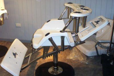 130 lbs IGFA Class Australian Fighting Chair