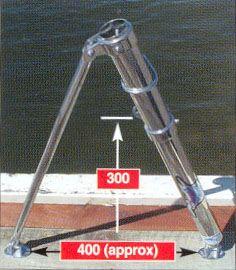 Junior 600 Outrigger Kit