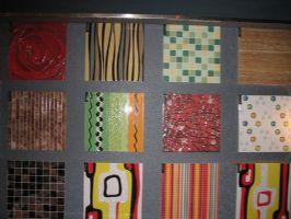 Polished Crystal Tiles